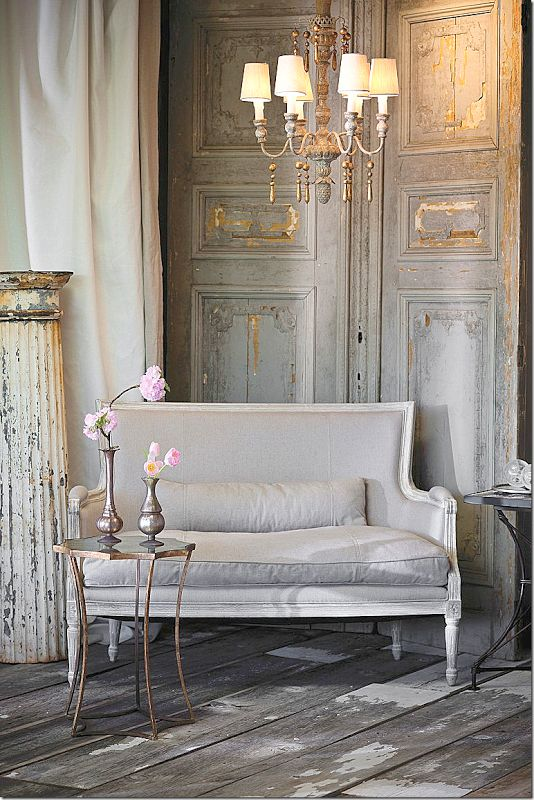 Find This Pin And More On All Things French Living Rooms