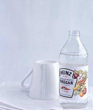 The multitasking hall of fame. Ten uses for vinegar.
