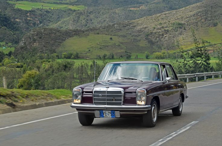 292 best mbenz w 114 115 8 sedan e class images on for Mercedes benz colombia