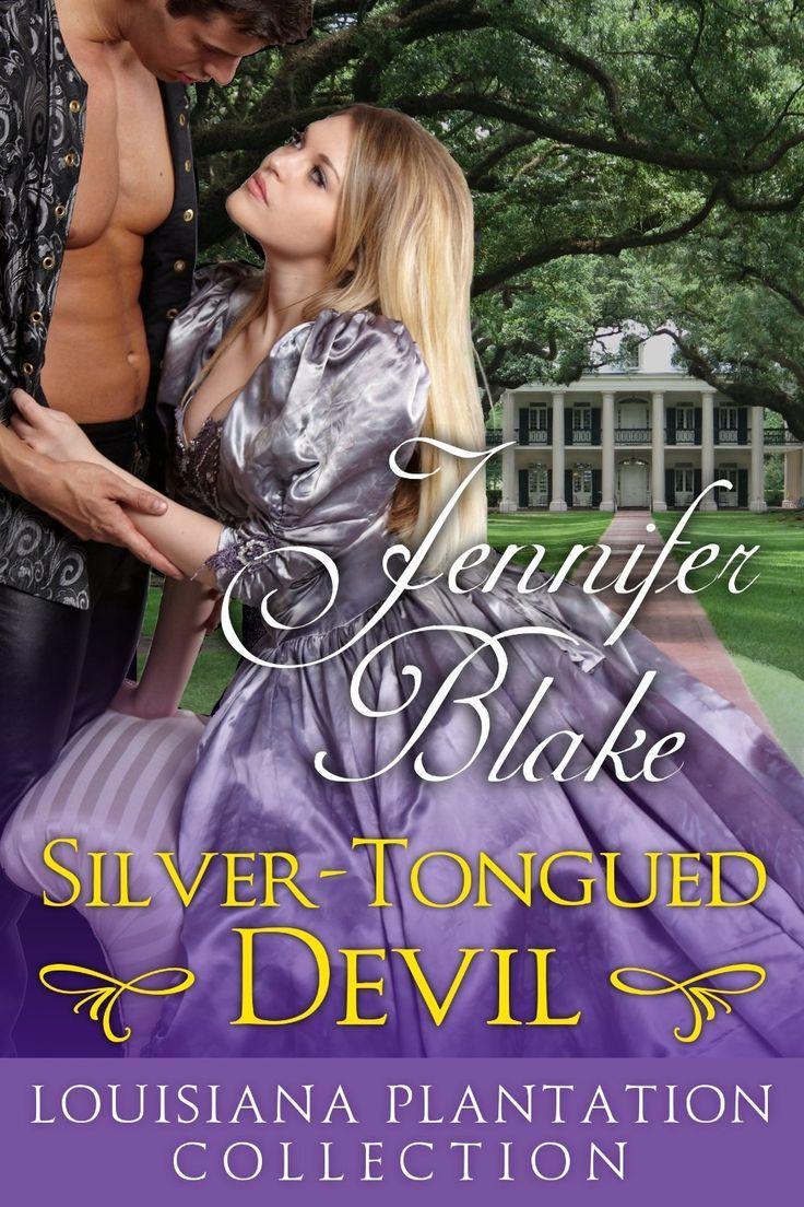 Amazon: Silvertongued Devil (louisiana Plantation Collection) Ebook:  Jennifer