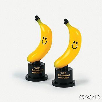 Top Banana Trophy