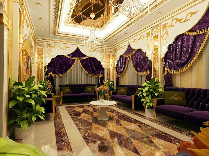 Arabic Majlis Interior Design Decoration Interesting Design Decoration