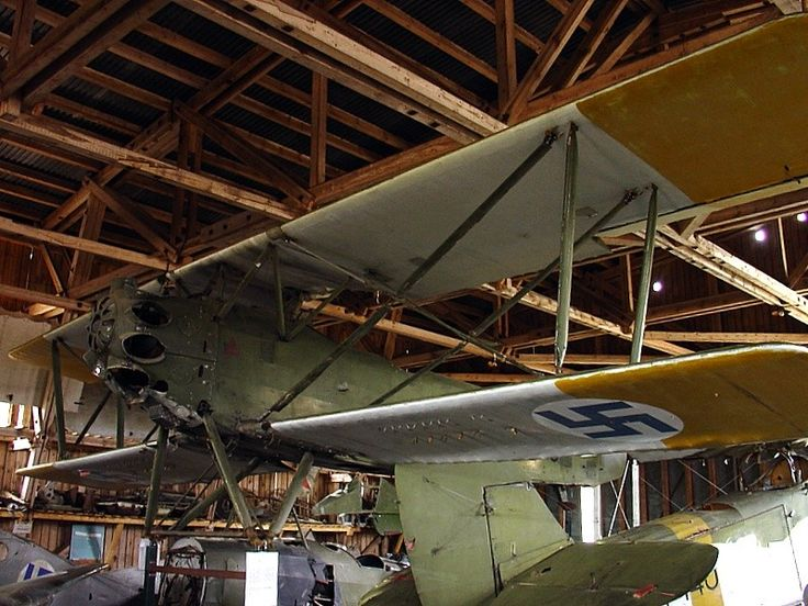 If you are interested in Finnish aviation history, Päijänne Tavastia Aviation Museum locates in Asikkala and it displays mainly aircraft of the Finnish Air Force.  #finland #aviation #history #air #force