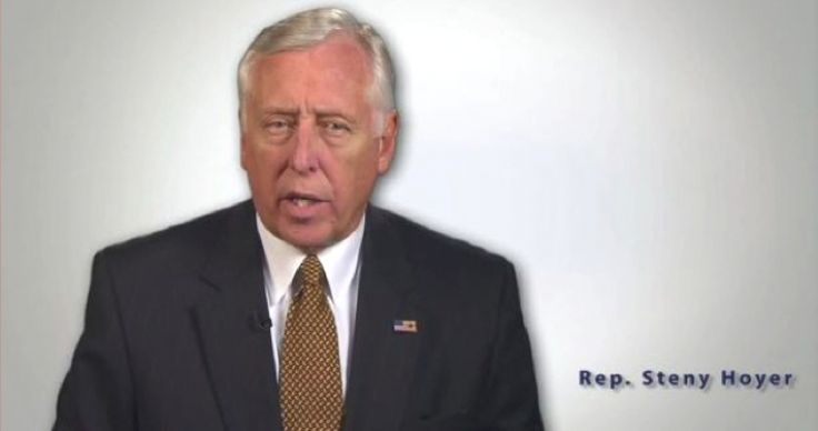 Steny Hoyer: Food Stamps, Welfare Programs Stimulate the Economy