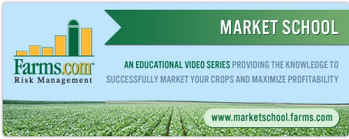 Check out http://MarketSchool.Farms.com a FREE video series on Grain Marketing from Moe Agostino of Farms.com Risk Management