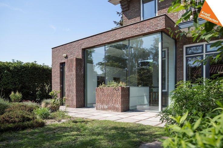 Uitbreiding hoekwoning Amersfoort bij Kraal architecten. Kraal ontwerpt het allemaal! Bekijk ons portfolio online of bel: 030-2239677.