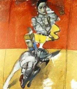 MYTARAS DIMITRIS,Woman with a Dog