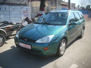 Tractari-Auto-Constanta.ro: Vanzare-Dezmembrare Ford Focus 1,8 benzina 115 cai...