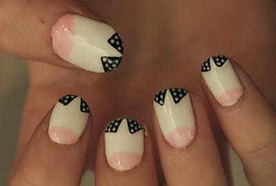 BOOM NAILS - Boohoo: Nails Art, Beautiful Nails, Boom Nails, Black Designs, Pretty Nails, Dots Collars, Collars Nails, Nails 3, Nails Designs