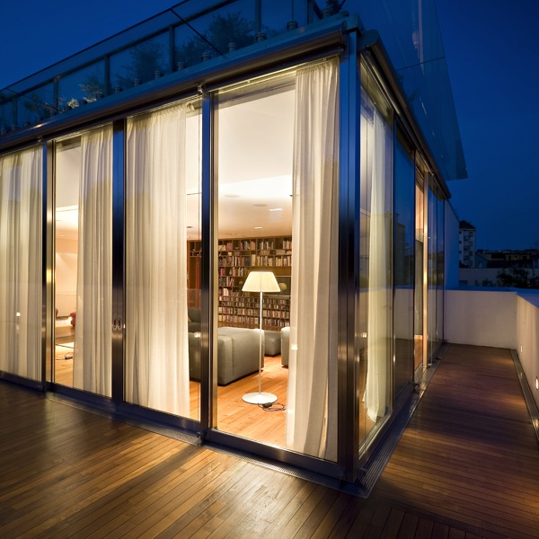 Flos – Romeo F Terra By Philippe Starck