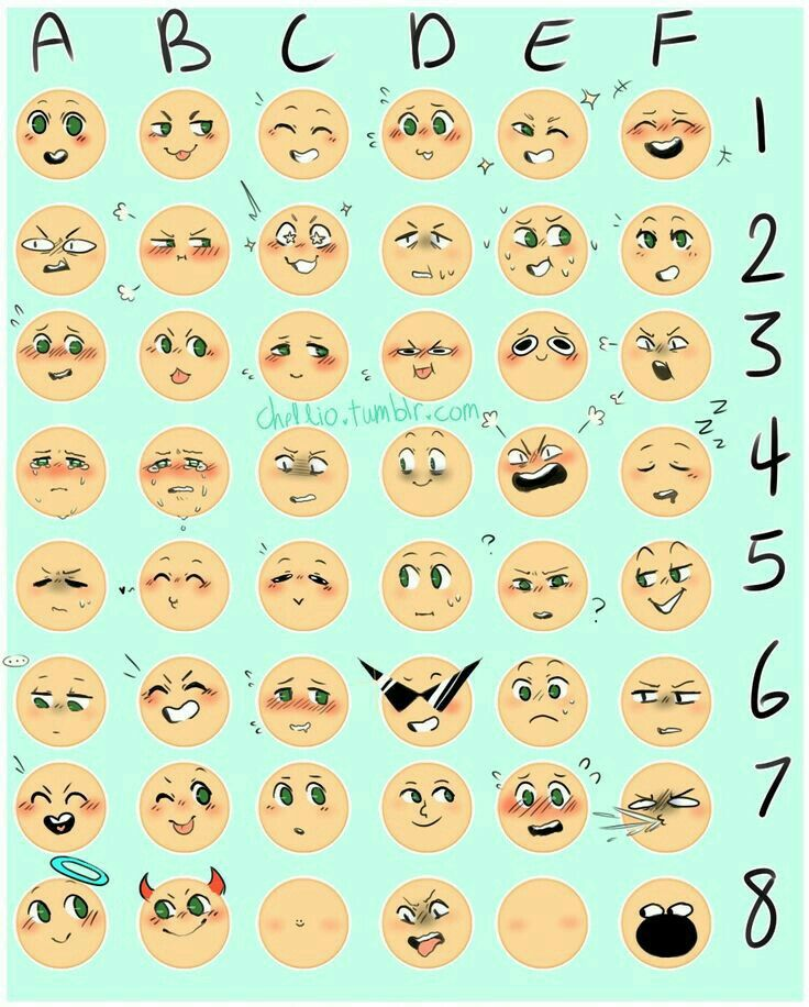 I'll only do MY OCS and eddsworld chars (͡° ͜ʖ ͡°)