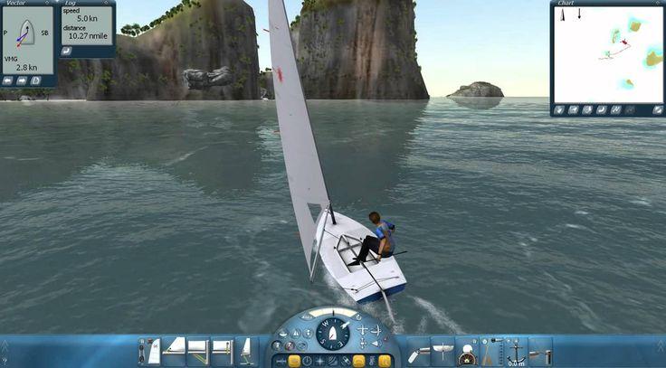 Virtual Sailing - Sail Simulator