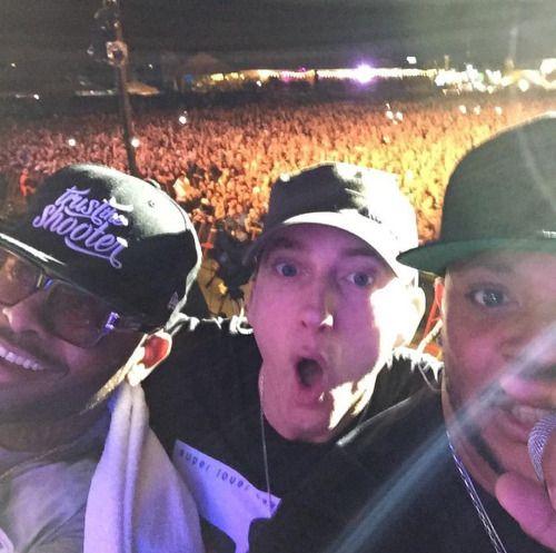 Eminem Photos   Lollapalooza - Argentina 2016