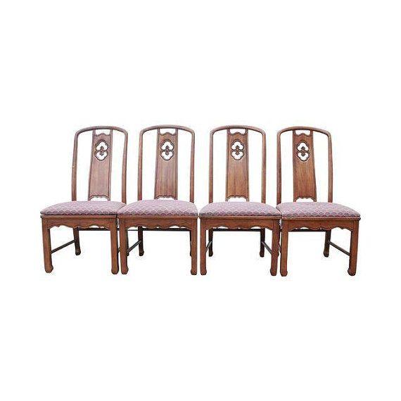 die besten 20+ asian dining chairs ideen auf pinterest, Esszimmer dekoo