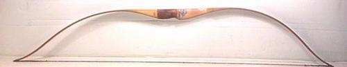 Fred Bear POLAR Traditional Archery Long Stick Recurve Bow 41# Good Shooter !   eBay