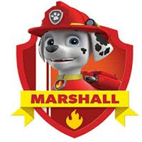 Marshall is one  of the 6 cute and heroic Paw Patrol pups http://www.newtoysforkids.co.uk/paw-patrol-toys