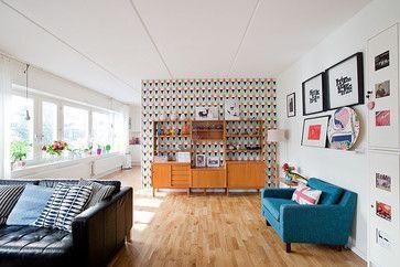 Stockholm, Sweden - midcentury - living room - other metro - Fotograf Lisbet Spörndly