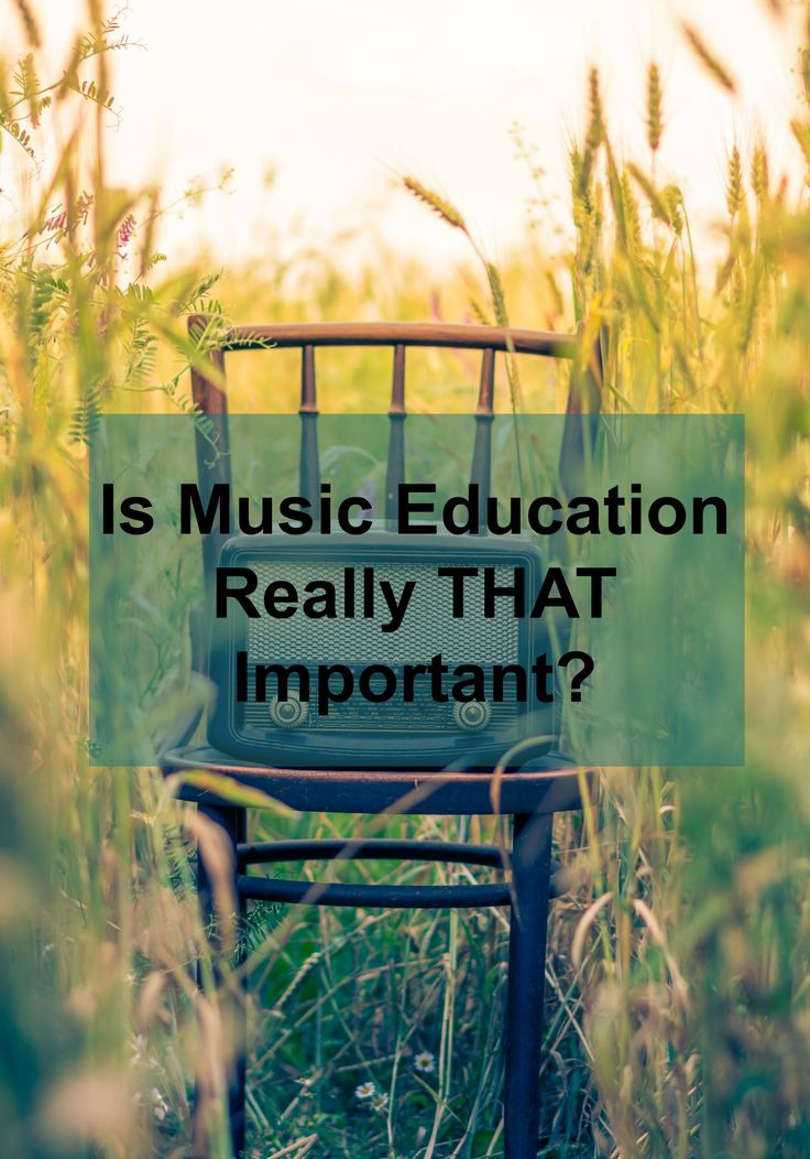 Music education is so important whether learning music in the schools, homeschool music, music education classes, or with online music lessons for kids.