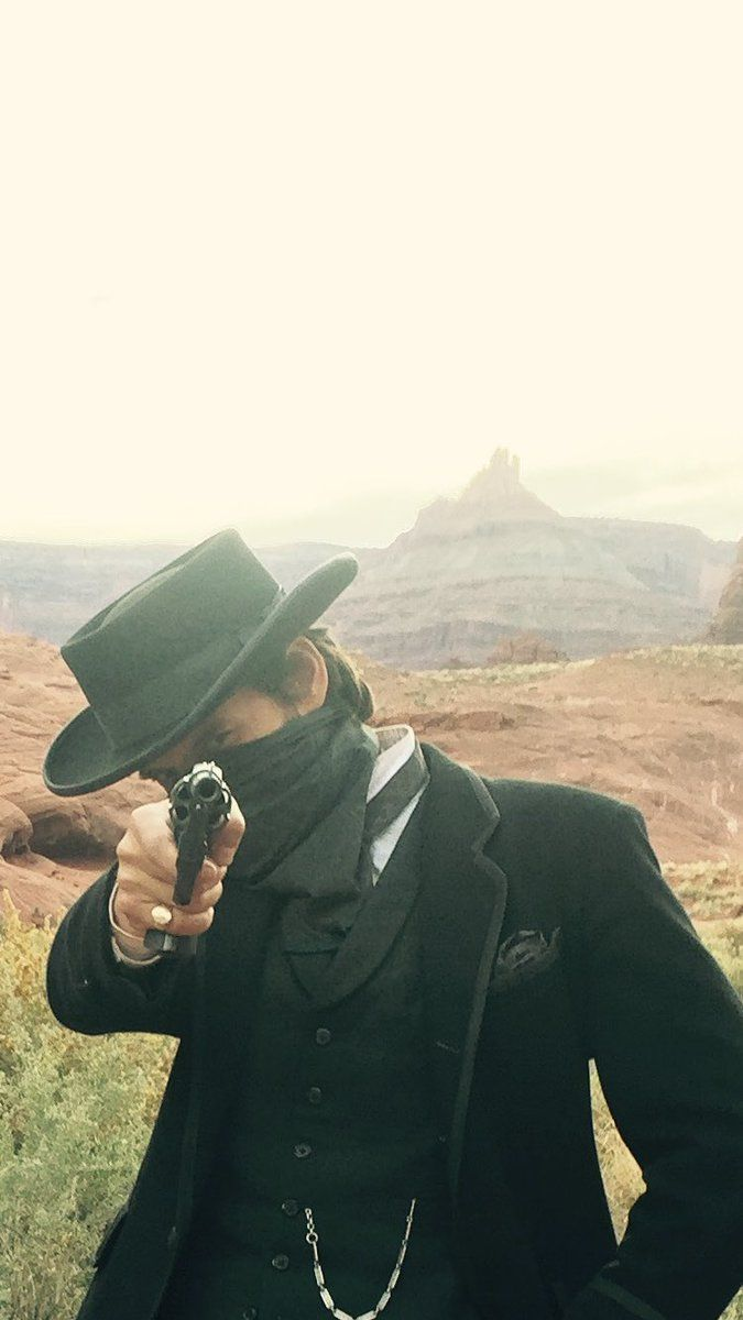 Ben Barnes as Logan - WESTWORLD