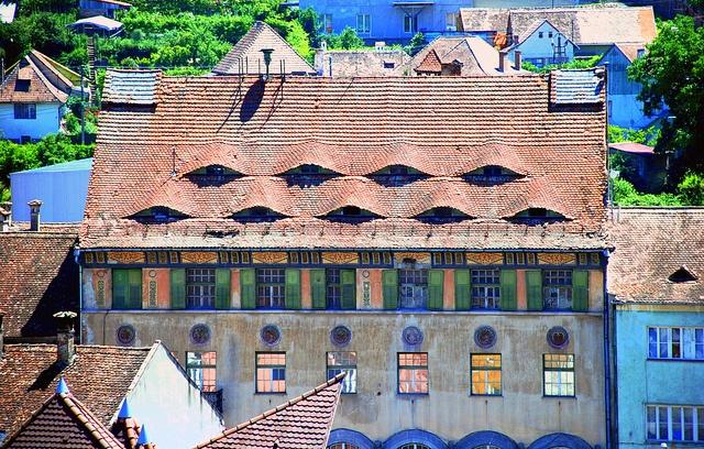 Sighisoara Transylvania