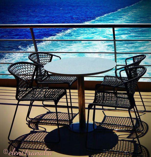 Ελένη Τράνακα: Στο Πλοίο / On Board