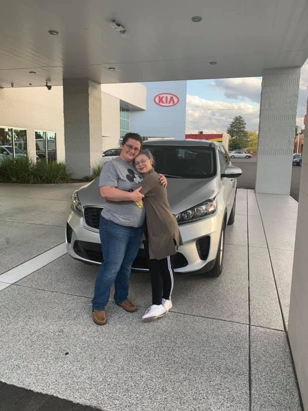 Congratulations To Rebecca Lemonds On The Purchase Of Her Awesome