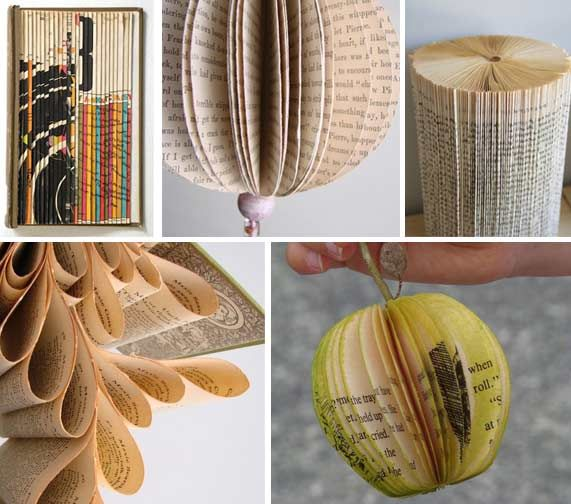 book sculptureBook Club, Old Book, Book Art, Book Sculpture, Paper Art, Letters Art, Art Sculptures, Book Crafts, Altered Book