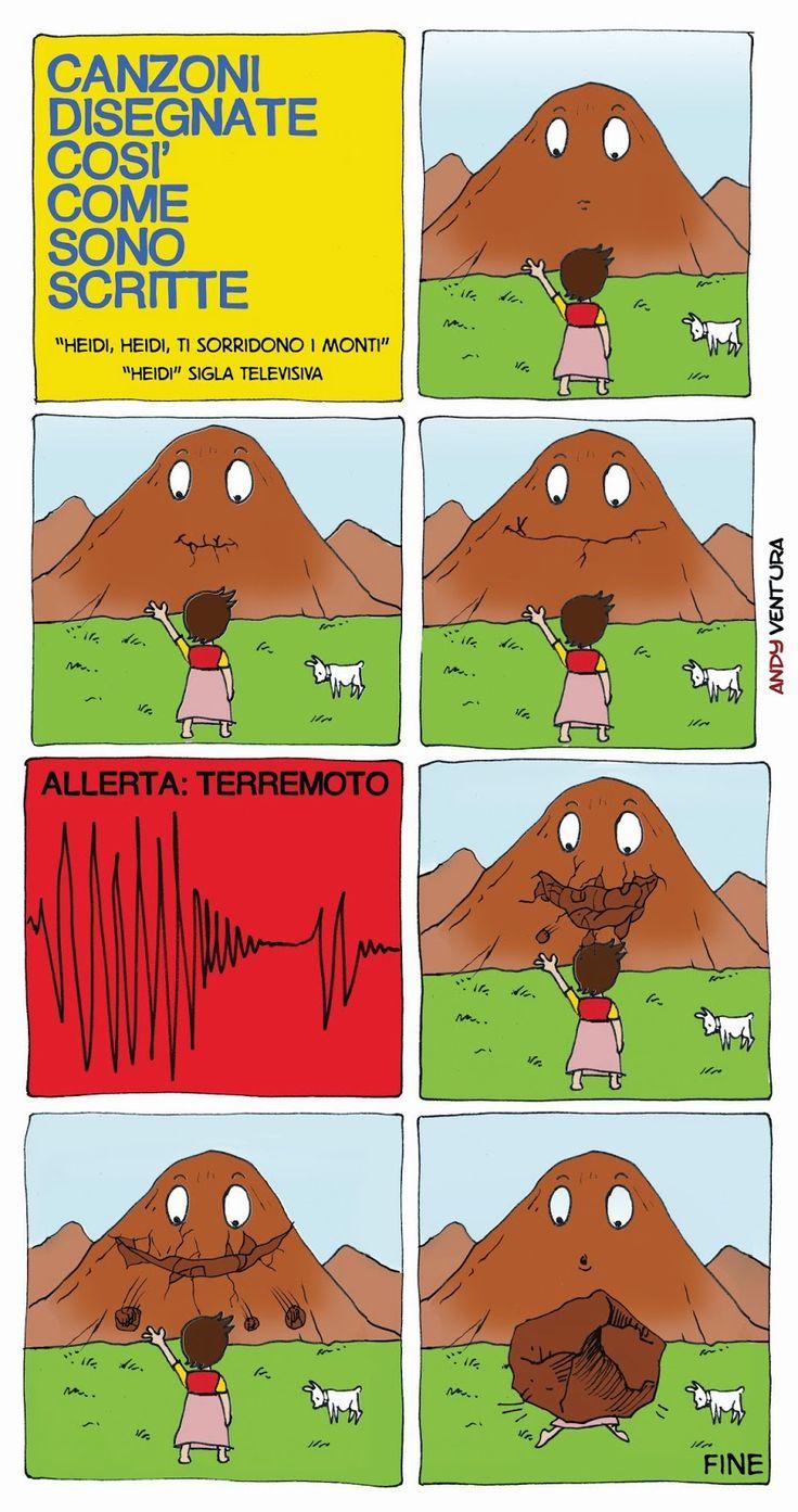 Le vignette di Andy Ventura