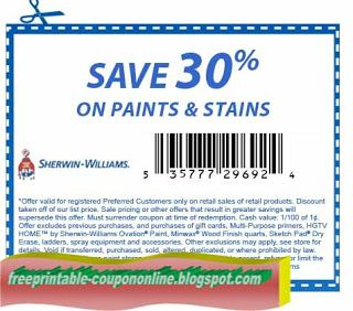 Free Printable Sherwin Williams Coupons Sherwin Williams Coupon