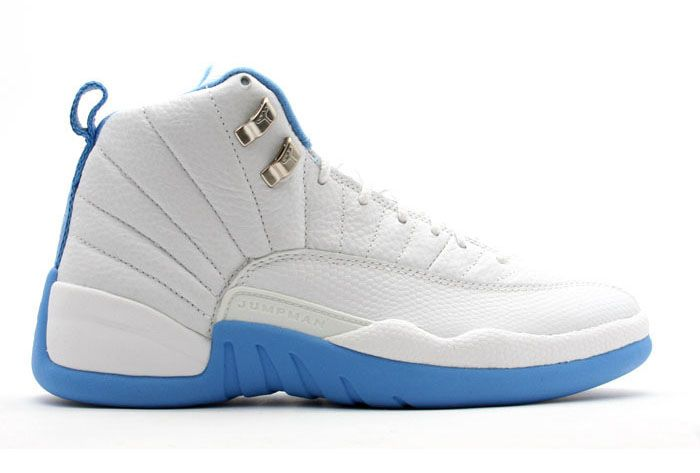 Air Jordan 12 Retro University Blue  e628dc7b4
