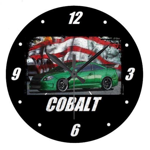 2006 Cobalt SS Large Clock