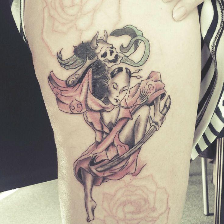 #tattoo #ink #redwolftattoo #tattooistanbul