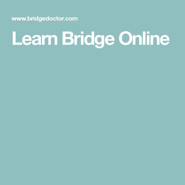 Learn Bridge Online