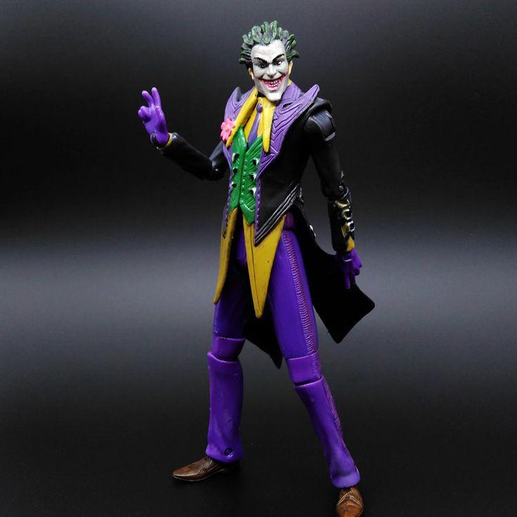 $20.86 (Buy here: https://alitems.com/g/1e8d114494ebda23ff8b16525dc3e8/?i=5&ulp=https%3A%2F%2Fwww.aliexpress.com%2Fitem%2F18cm-DC-Joker-Action-Figure-Batman-Arkham-Knight-Asylum-Inustice-Suicide-Squad-The-New-52-PVC%2F32652711525.html ) 18cm DC Joker Action Figure Batman Arkham Knight Asylum Inustice Suicide Squad The New 52 PVC 7'' Toy Model Free shipping for just $20.86