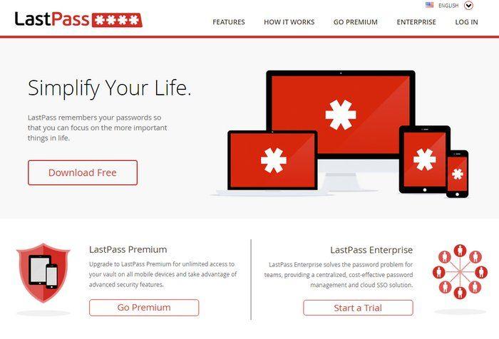 Lastpass transforma en gratuita su aplicación móvil de gestión de contraseñas