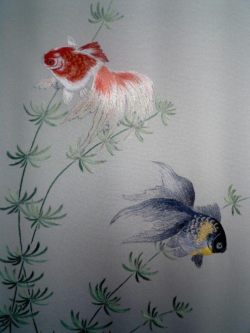 日本刺繍 : 中村刺繍ブログ