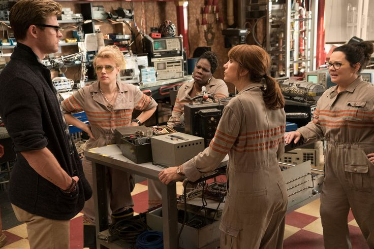 Our 'Ghostbusters' Review: Girls Rule. Women Are Funny. Get Over It. - http://www.designyourworld.space/our-ghostbusters-review-girls-rule-women-are-funny-get-over-it/