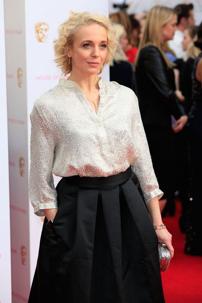 Amanda Abbington Photos: House of Fraser British Academy Television Awards - Red Carpet Arrivals
