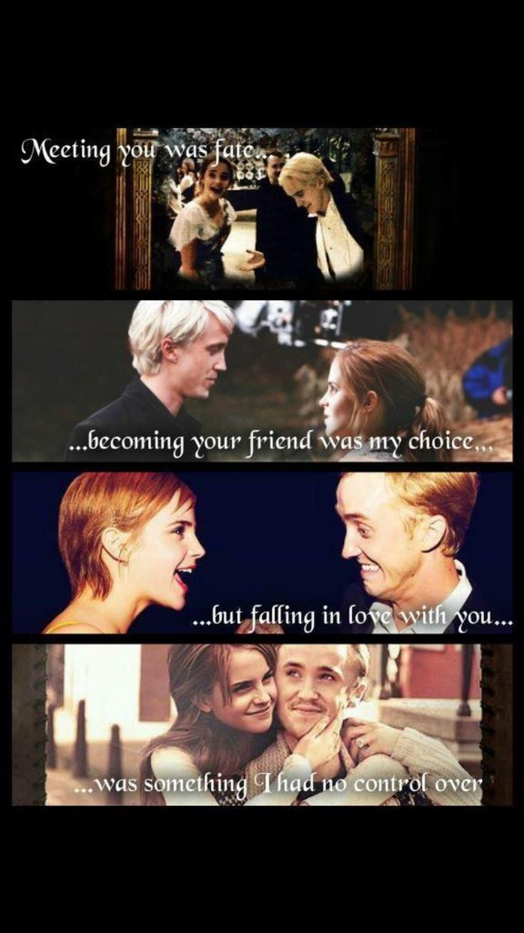 Draco and hermione are secretly dating fanfiction - Kanal Avrupa