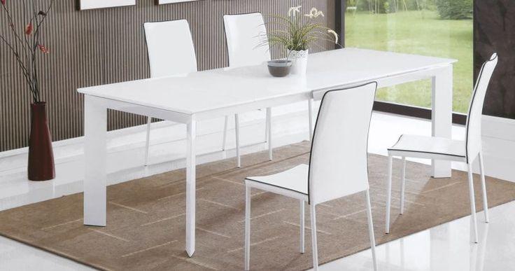 Oltre 25 fantastiche idee su tavoli bianchi su pinterest for Tavoli laccati bianchi