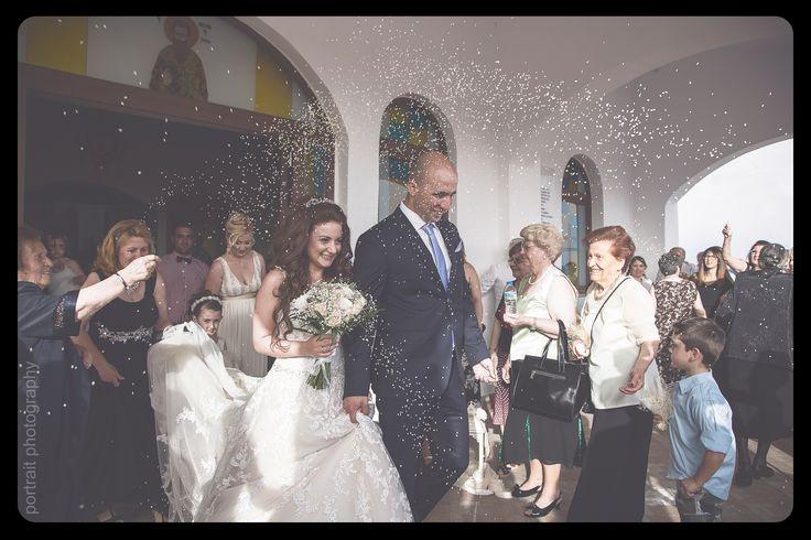 #wedding #afterwedding #groom #bride #rice #happiness #γάμος