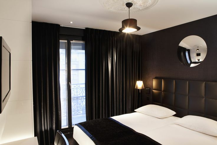 First Hotel Paris (Maranatha Hotels) - Chambre Double Supérieur _ Superior Double Room