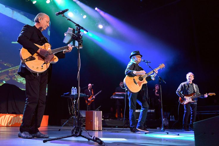 The Monkees Reveal U.S. Summer Tour Dates | Music News | Rolling Stone