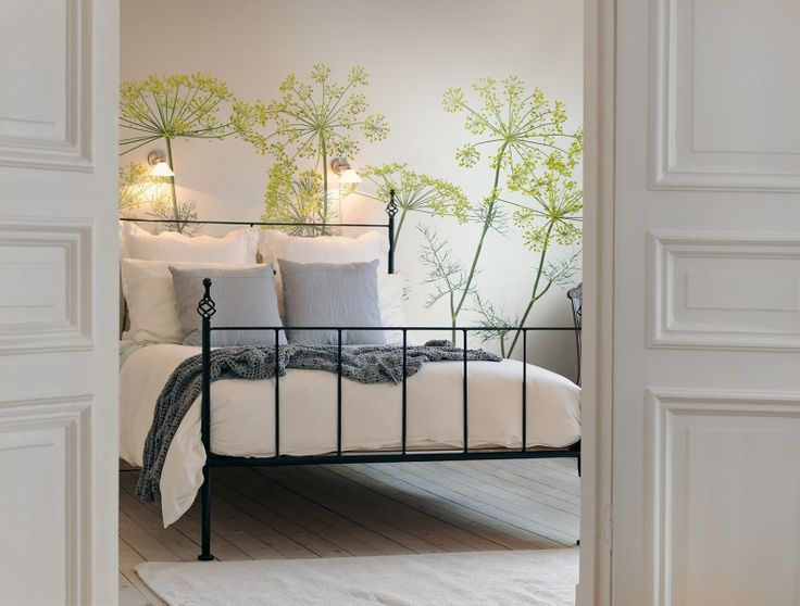 Wall mural R12951 Crown Of Dill