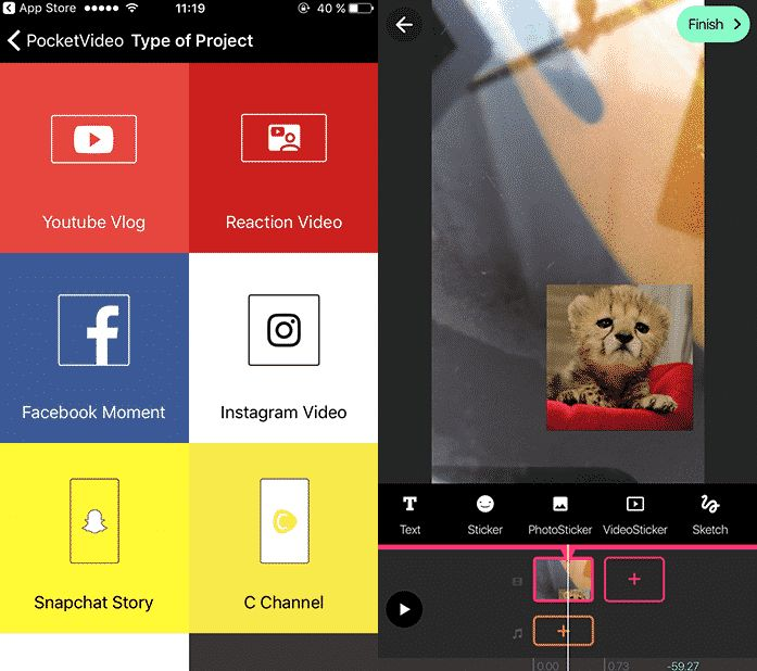6 applications simples pour des stories Instagram originales
