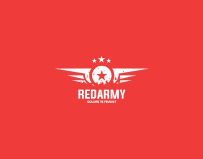 """Check out new work on my @Behance portfolio: """"Red Army Logo"""" http://on.be.net/1NUtCbF"""
