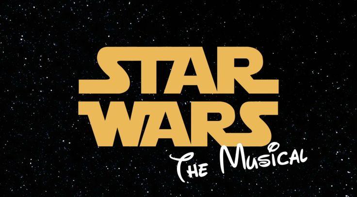 Star Wars: The Musical (Disney Parody) #starwars #disney #parody #funny
