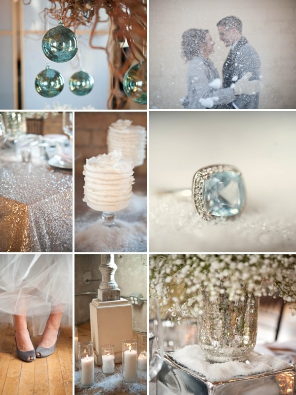Can't seem to get away from Winter Wedding Inspiration Shoots!!