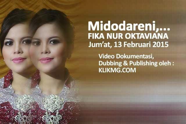 blog.klikmg.com - Rias Pengantin - Fotografi & Promosi Online : Midodareni Fika Oktaviana - Jumat' 13 Februari 201...