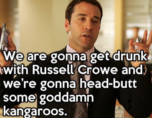 Ari Gold  #Entourage